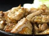 鶏黒胡椒焼き